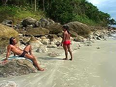 russen ficken geiler fick am strand